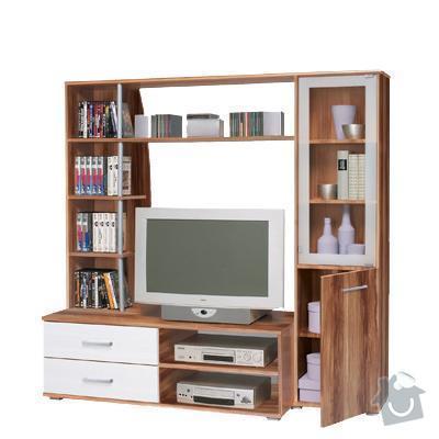 Montáž nábytku: obyvaci_stena