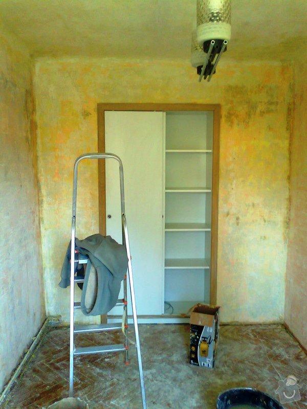 Rekonstrukce pokoje: 1