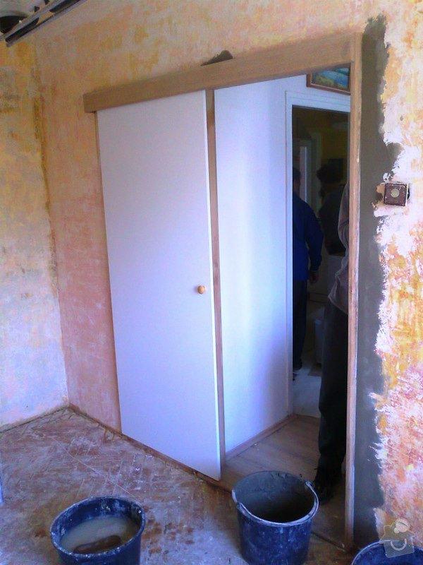 Rekonstrukce pokoje: 2