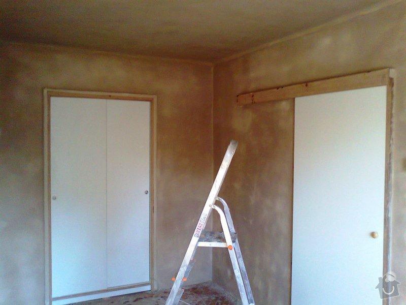 Rekonstrukce pokoje: 3