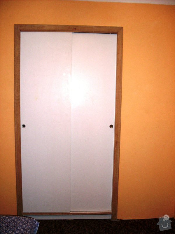 Rekonstrukce pokoje: 4