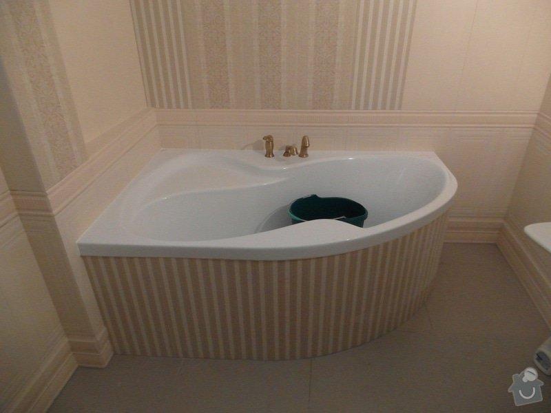Obložení koupelny: SAM_1226
