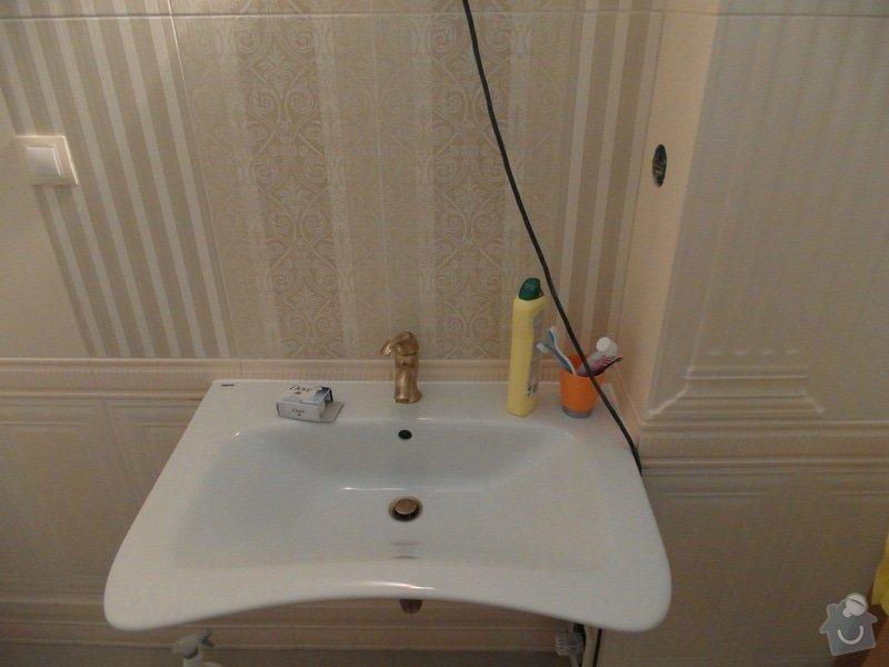 Obložení koupelny: SAM_1227