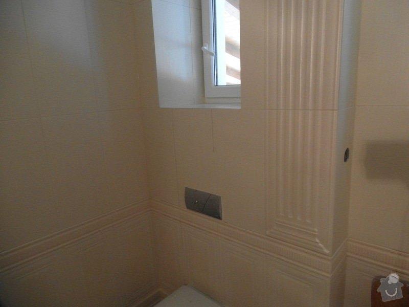 Obložení koupelny: SAM_1228