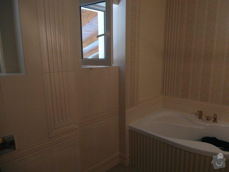 Obložení koupelny: SAM_1229