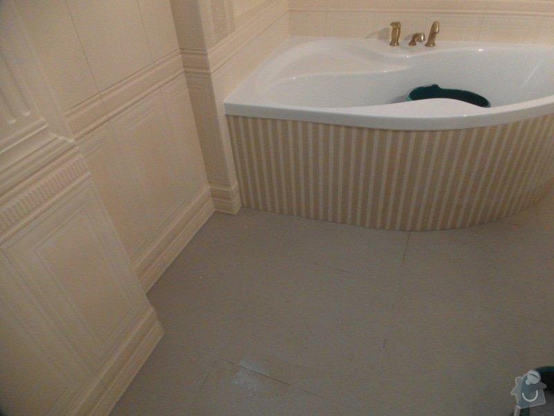 Obložení koupelny: SAM_1230