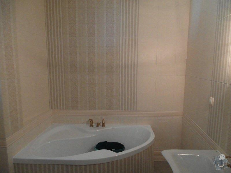 Obložení koupelny: SAM_1231