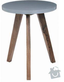 Výrobu židlí: trojnozka