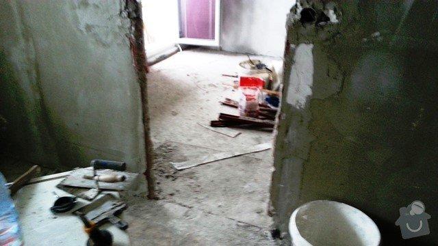 Rekonstrukce kuchyne v panelakovem byte: 20140120_123334