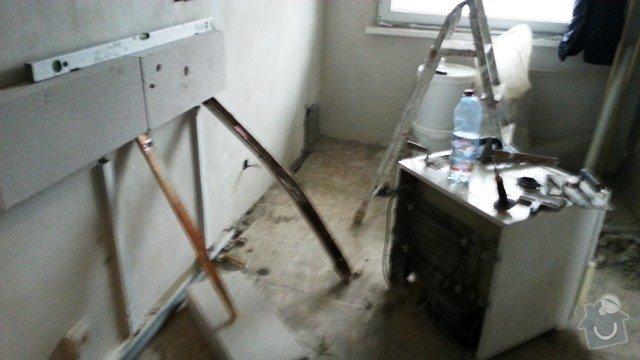 Rekonstrukce kuchyne v panelakovem byte: 20140120_123340