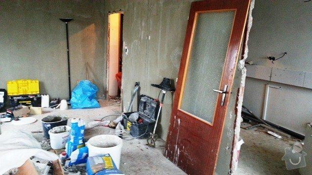 Rekonstrukce kuchyne v panelakovem byte: 20140120_123356