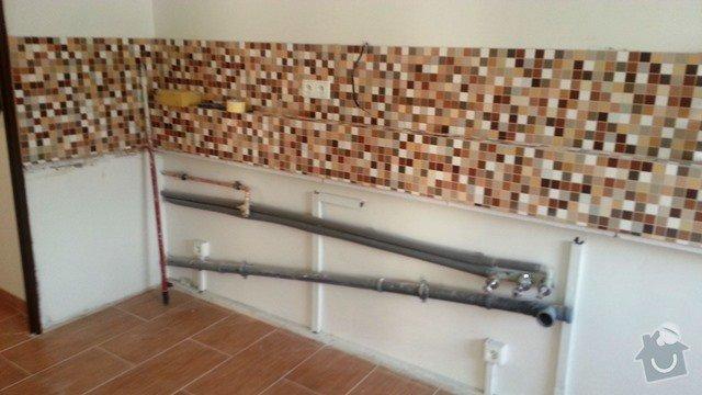 Rekonstrukce kuchyne v panelakovem byte: 20140204_131356