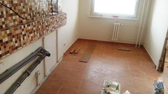 Rekonstrukce kuchyne v panelakovem byte: 20140204_131409