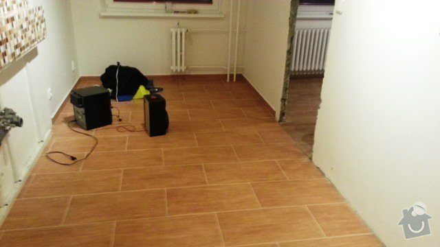 Rekonstrukce kuchyne v panelakovem byte: 20140204_190308