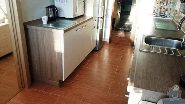 Rekonstrukce kuchyne v panelakovem byte: 20140320_170235