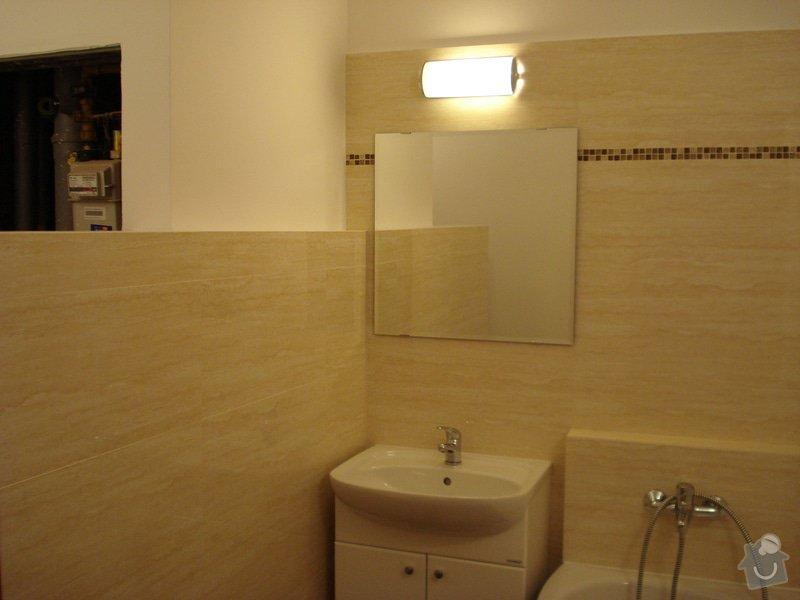 Rekonstrukce bytového jádra: Ostrava_Hrabuvka
