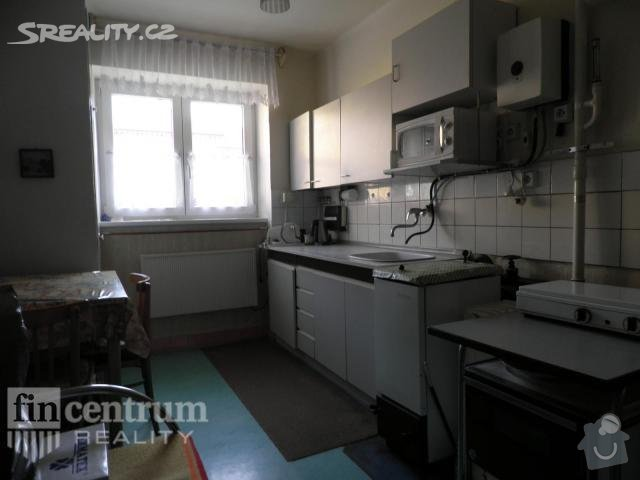 Rekonstrukce bytu: kuchyne1