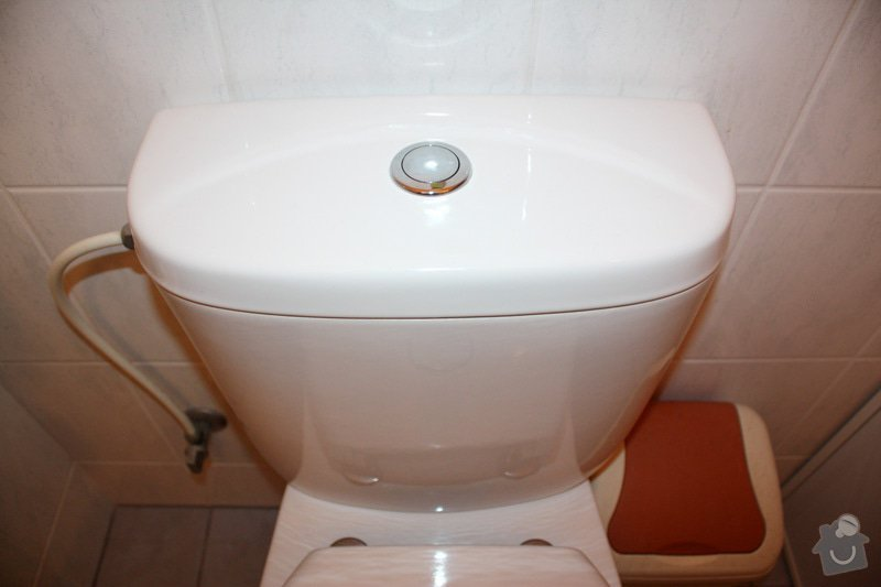 Výměna nádrže k WC za úsporný systém: IMG_1145
