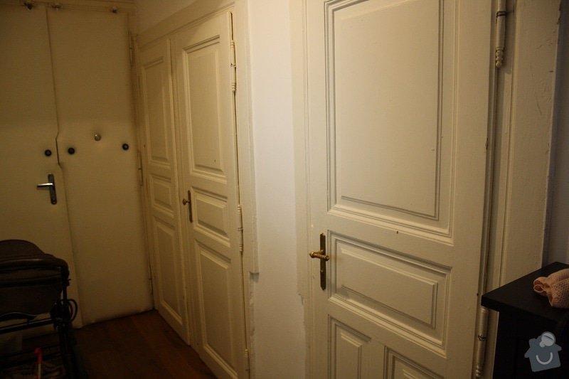Repase dřevěných dveří: Dvere_02