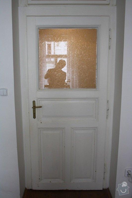 Repase dřevěných dveří: Dvere_03