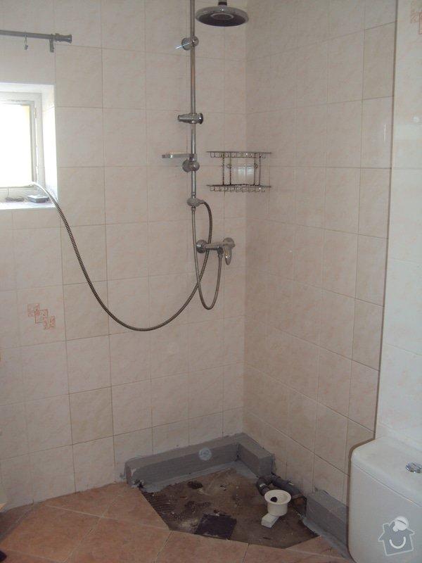 Výměny sprchové koutu: uprava_pro_osazeni_vanicky