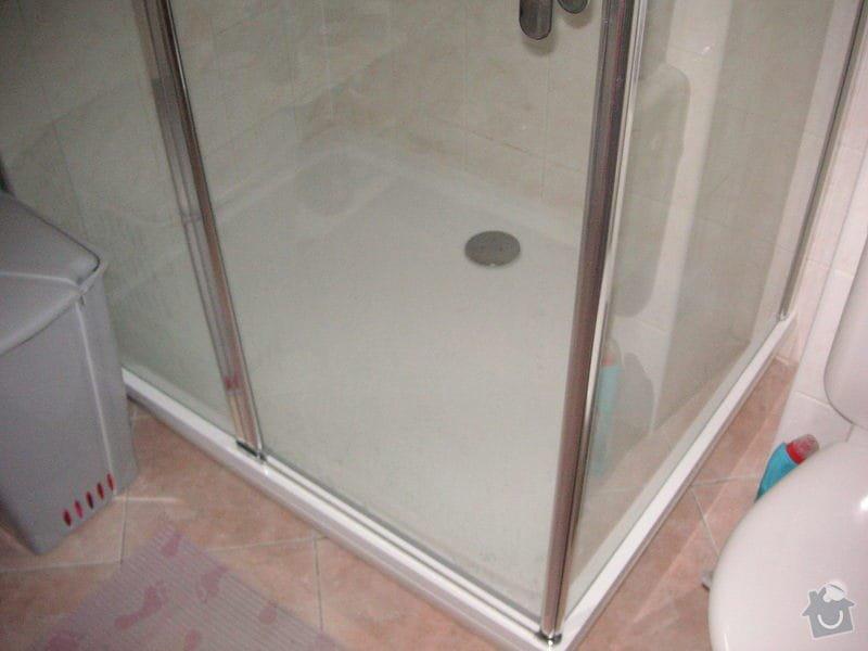 Výměny sprchové koutu: pohled_ze_zhora