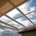Prosklena terasa weinor glasoase s markyzou pod strechou ref 9 18