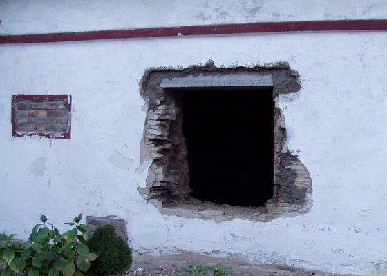 Rekonstrukce místnosti staré chalupy