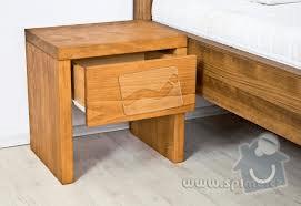 Zhotovení knihovny z lamina a jednoduchý noční stolek: nocnist