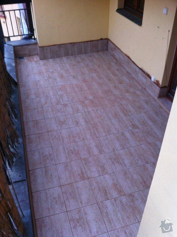 Řešení podlahové krytiny a izolace na dvou terasách: IMG_0743