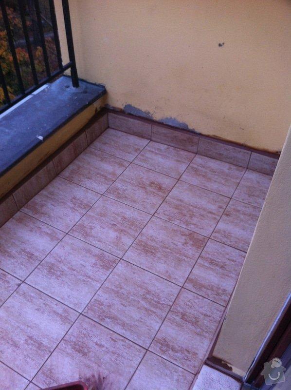 Řešení podlahové krytiny a izolace na dvou terasách: IMG_0754