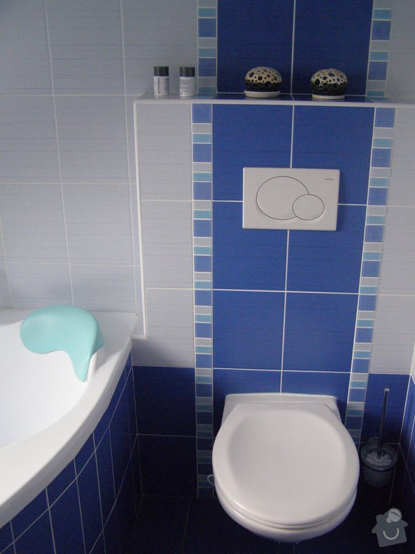 Výstavba nové koupelny: P4203194