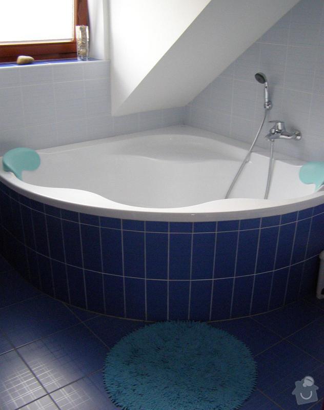 Výstavba nové koupelny: P4203193