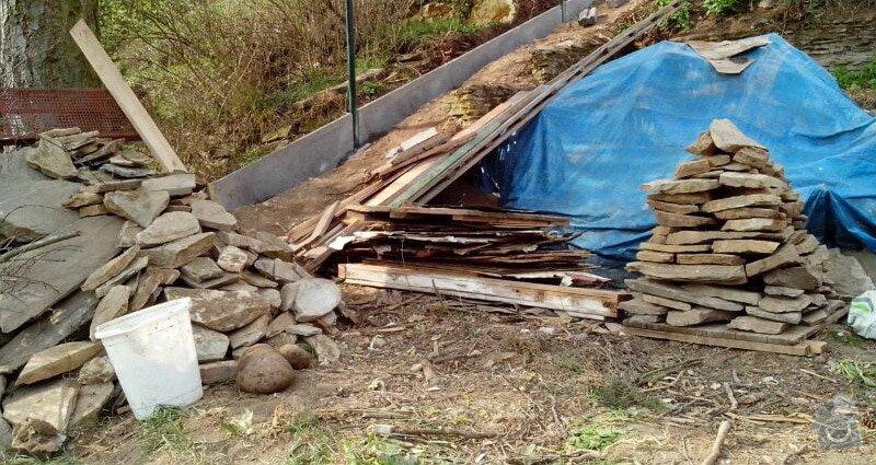 Nadstavba kamenné zídky: IMG-20140403-WA0019