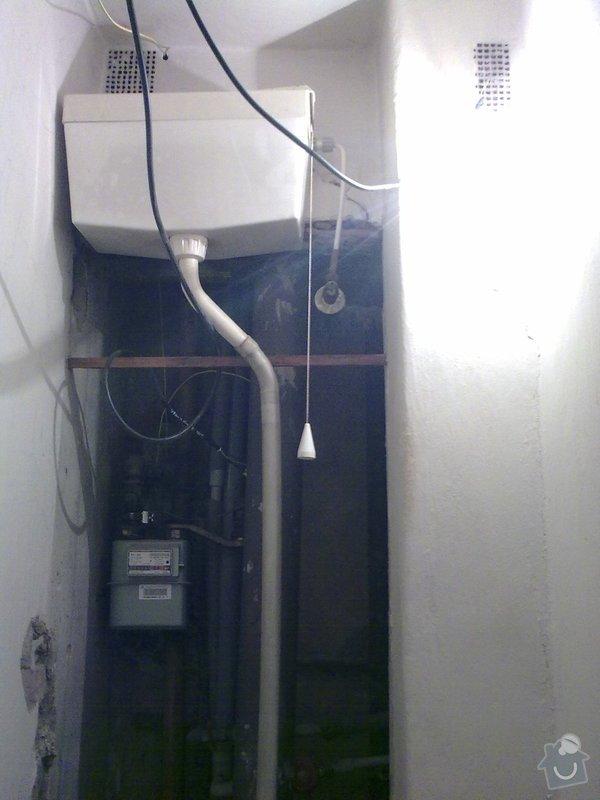 Rekonstrukce Koupelny a WC: 17042014129