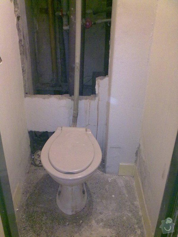 Rekonstrukce Koupelny a WC: 17042014130