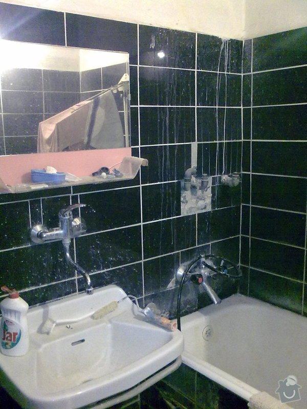 Rekonstrukce Koupelny a WC: 17042014131