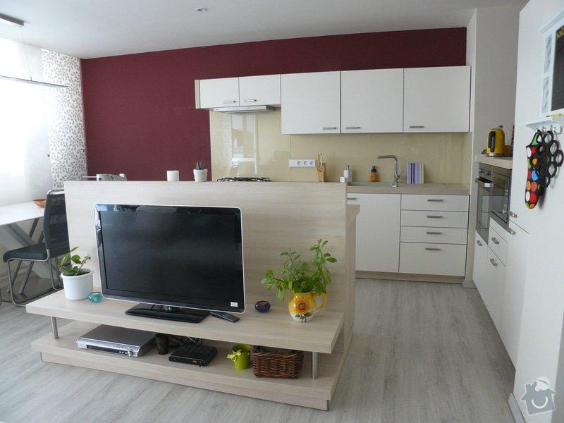 Výroba kuchyně na míru: P1060927