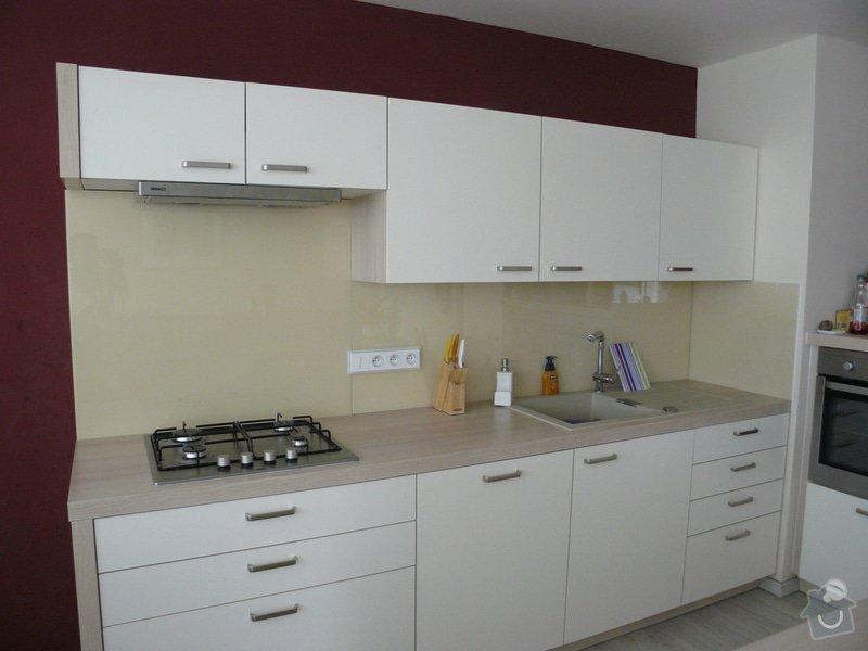 Výroba kuchyně na míru: P1060931