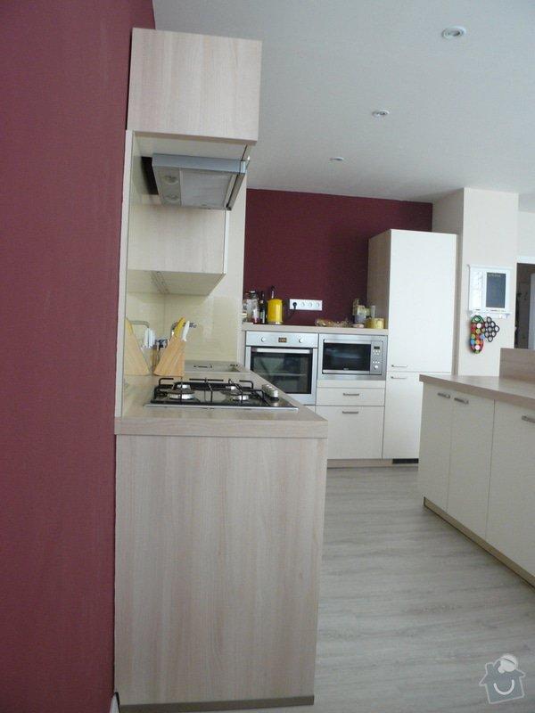 Výroba kuchyně na míru: P1060933