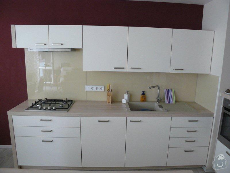 Výroba kuchyně na míru: P1060934