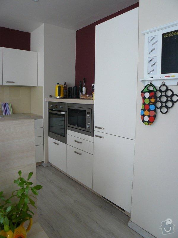 Výroba kuchyně na míru: P1060928