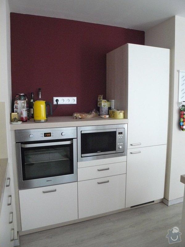 Výroba kuchyně na míru: P1060930