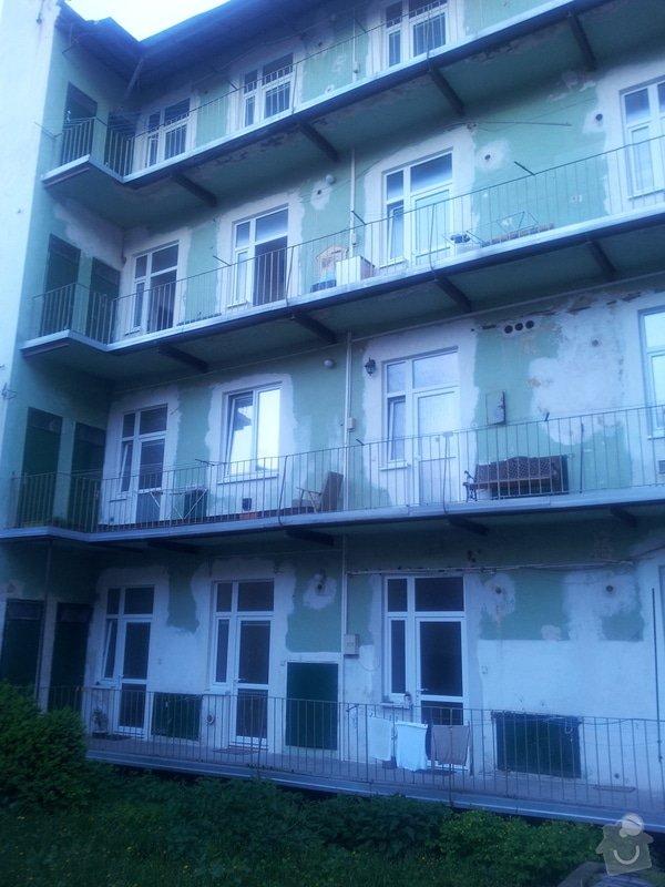 Fasáda nájemního domu cca 300m2: 20140422_191653