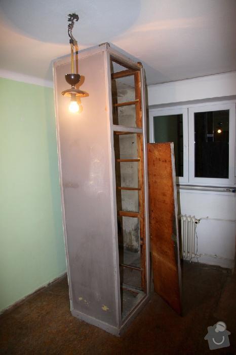 Spíž - kuchyňská skříň : skrine2