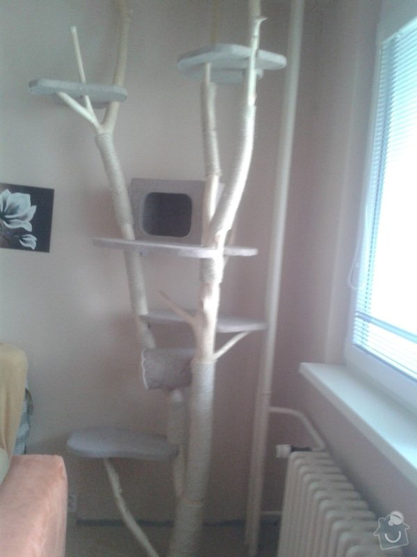 Výroba Kočičího stromu: 225_008