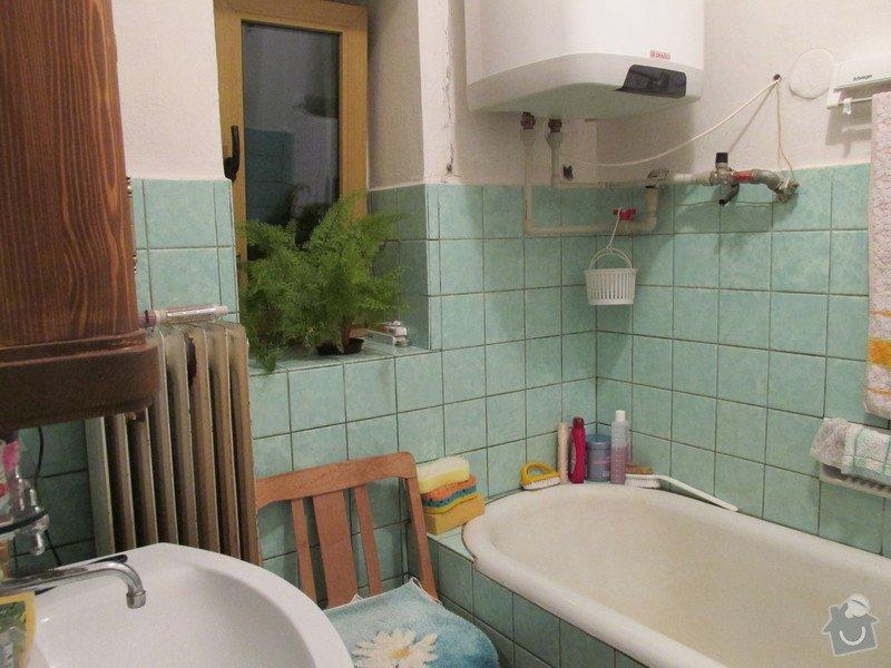 Rekonstrukce koupelny: IMG_0069