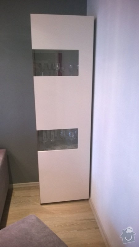 Vestavena skrin, obyvaci stena, postel: WP_20140226_005