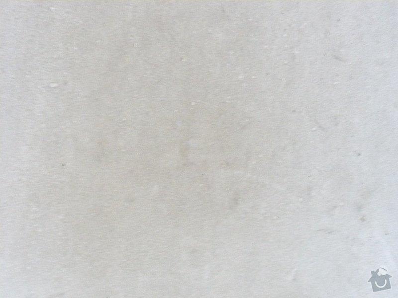 Zhotovení finální podlahy cementovým potěrem: 1puvodni