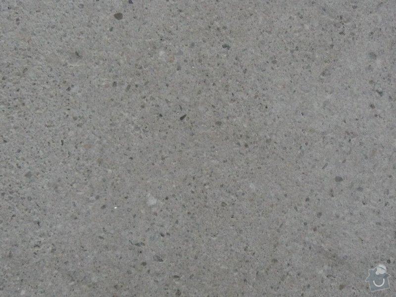 Zhotovení finální podlahy cementovým potěrem: natervysledek